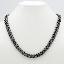 Men's Curb-Link Necklace