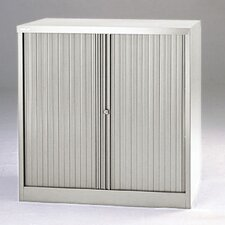"39"" Tambour Storage Cabinet"