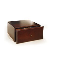 Stack & Style Desk Organizers Media Storage Drawer