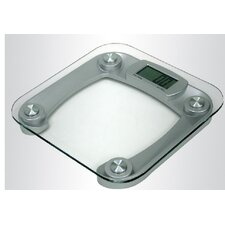 <strong>Trimmer</strong> Glass Digital Bathroom Scale