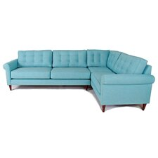 Christine Sectional in LHF