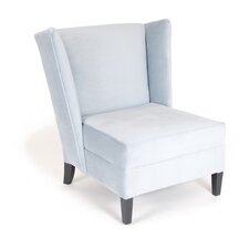 Cammy Armless Wing Chair