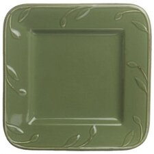 "Sorrento 9"" Square Salad Plate"