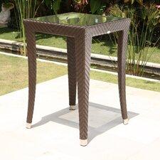Madison Square Aluminium Bar Table