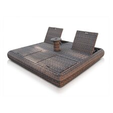 Mandalay Reclining Double Lounger