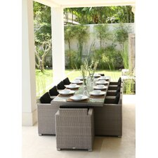 Pacific 8 Seater Rectangular Dining Set