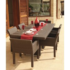<strong>SkyLine Design</strong> Metz 6 Seater Dining Set
