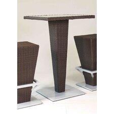 Liada Square Aluminium Bar Table