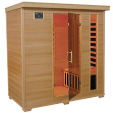 <strong>TheraPure</strong> 4 Person Carbon FAR Infrared Sauna