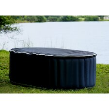 2-Person 130-Jet Oval Spa