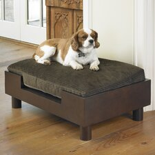 <strong>Mission Hills</strong> Wooden Platform Dog Sofa