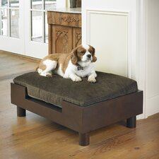Wooden Platform Dog Bed