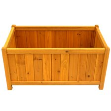 <strong>Leisure Season</strong> Wood Planter Box