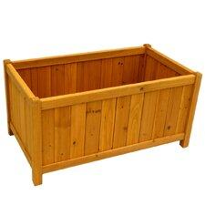 Wood Planter Box II