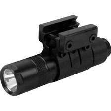 Flashlight 90 Lumens With Mount / Pressure Switch