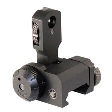 <strong>Aim Sports Inc</strong> Single Plane Dual Aperture Rear Flip-Up Sight