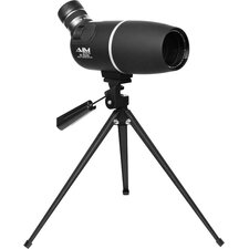 22-65 X 50 Spotting Scope in Black