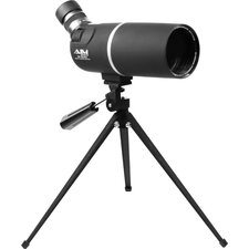 30-90 X 65 Spotting Scope in Black