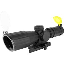 3-9X42 Dual Illuminated Rubber Armored Scope