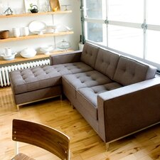 <strong>Gus* Modern</strong> Jane LOFT Bi-Sectional