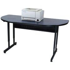 Half Moon Printer Stand