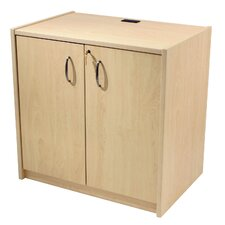 "36"" Locking Storage Cabinet"