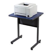 "29"" Printer Stand"
