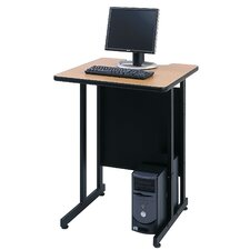 Standing Height Computer Workstation