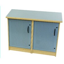 "45"" 2 Box Technology Storage Unit"