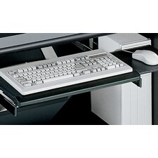 Keyboard with Mouse Tray Extenders