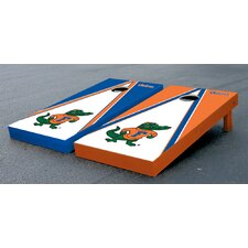 NCAA Alternating Triangle Version Cornhole Game Set