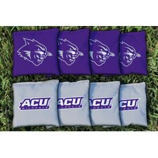 NCAA Replacement Corn Filled Cornhole Bag Set