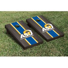 NCAA Stained Version Cornhole Game Set