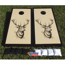 Specialty Design Cornhole Game Set