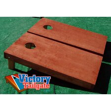 <strong>Victory Tailgate</strong> Stained Signature Series Cornhole Set
