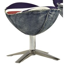 Egg Chair Footstool