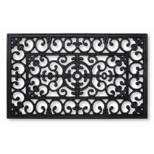 Wrought Iron Rectangle Mat