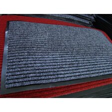 Barrier Rib Charcoal Mat