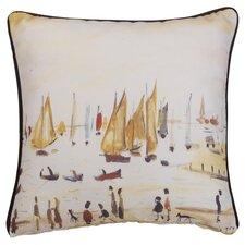 The Lowry Yachts Cushion