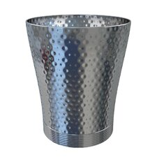 <strong>NU Steel</strong> Special Hammered Wastebasket