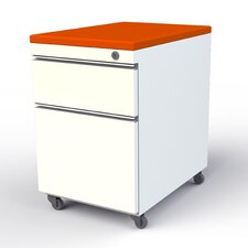 EYHOV Workstations Cushion Top Mobile Pedestal Files