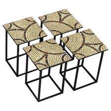 Saldanha 4 Piece End Table Set