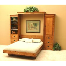 <strong>Wallbeds</strong> Mission Oak Murphy Bed