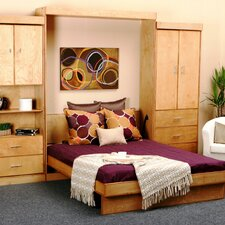 <strong>Wallbeds</strong> Euro Birch Murphy Bed