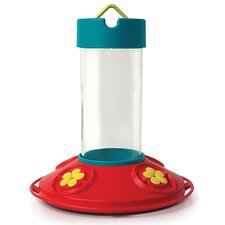 Dr JB's Hummingbird Feeder with Yellow Petals