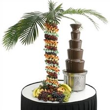 "<strong>Buffet Enhancements</strong> 42"" Pineapple Tree Display Stand"