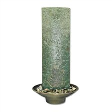 "<strong>Buffet Enhancements</strong> 55"" Double Sided Water Chef Stone Wall Decorative Fountain"