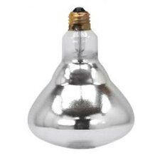 Shat-R-Shield Heat Lamp Bulb for Carving Station