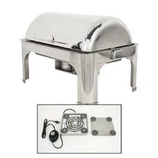Classic Empire Style Counter Drop-In Chafing Dish
