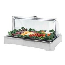 <strong>Buffet Enhancements</strong> 8 Qt. Big Chiller Rectangular Cold Food Display